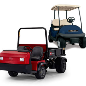 Utility Vehicles & Golf Cars